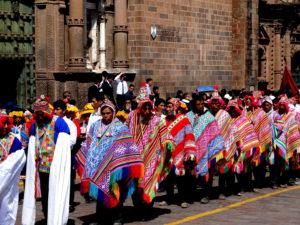 celebrations à Cusco