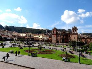 Plaza Mayor Cusco