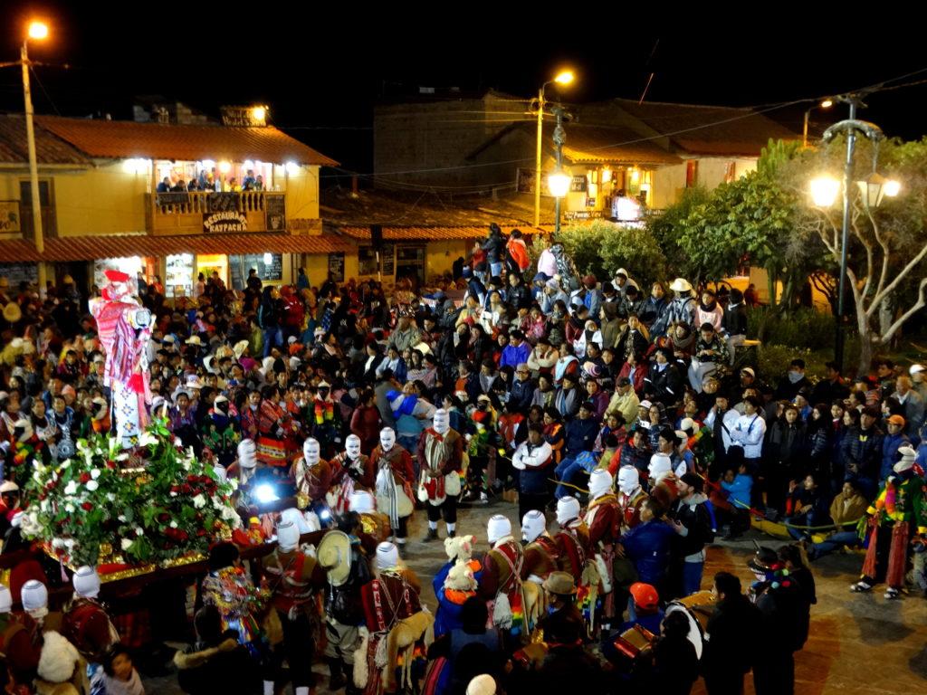 célébrations Ollantaytambo