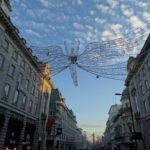 Regent Street à Noël