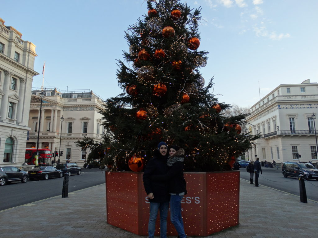 londres Noël