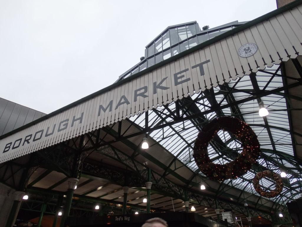 borough market noël