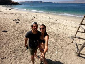Playa La Mina baignade avec les dauphins