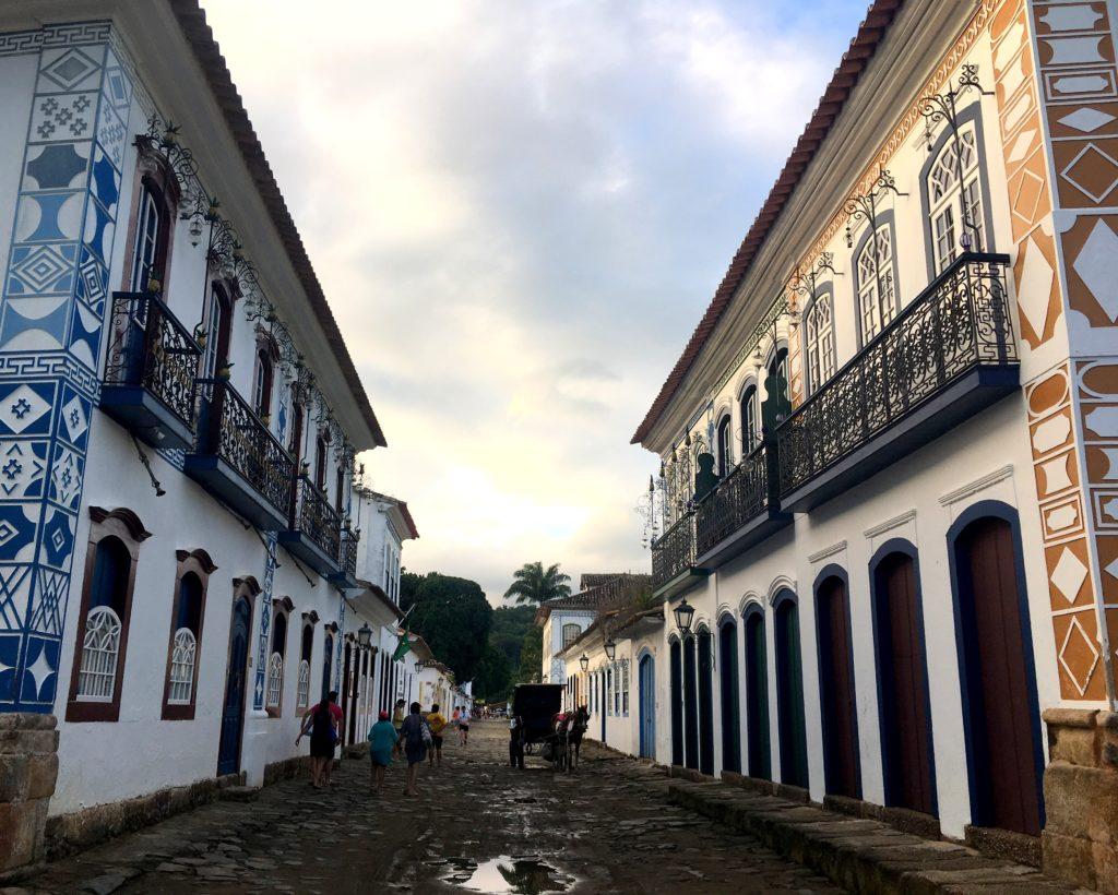 paraty ville coloniale