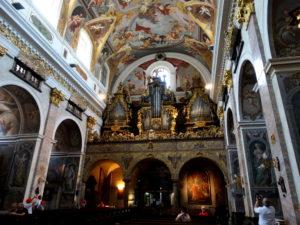 cathédrale ljubljana