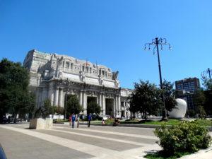 gare central de milan