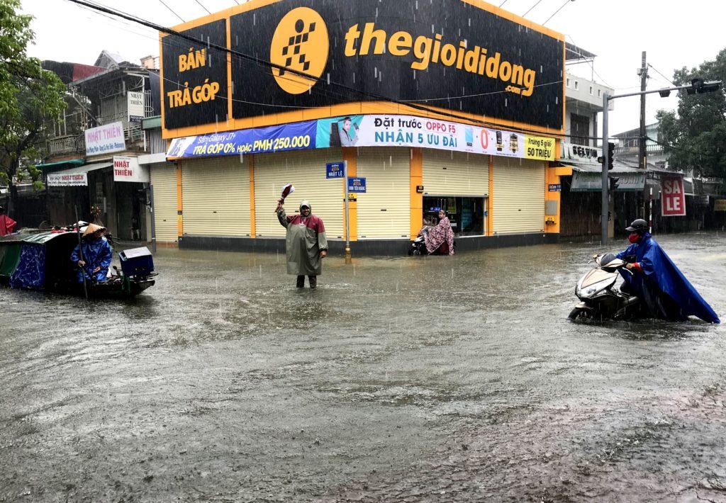 hué inondations