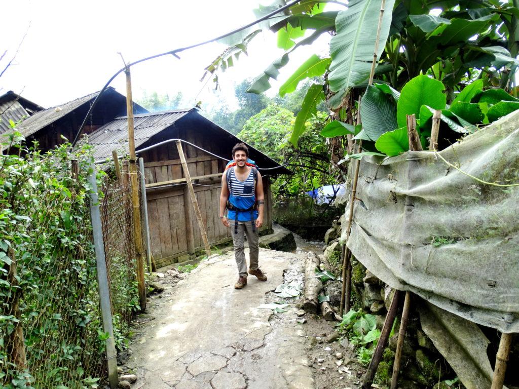 village h mongs sapa