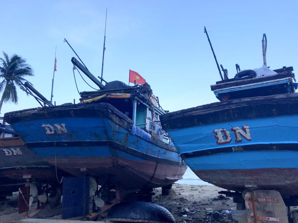 bord de mer da nang
