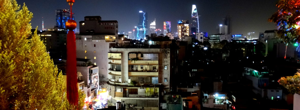 roof top ho chi minh