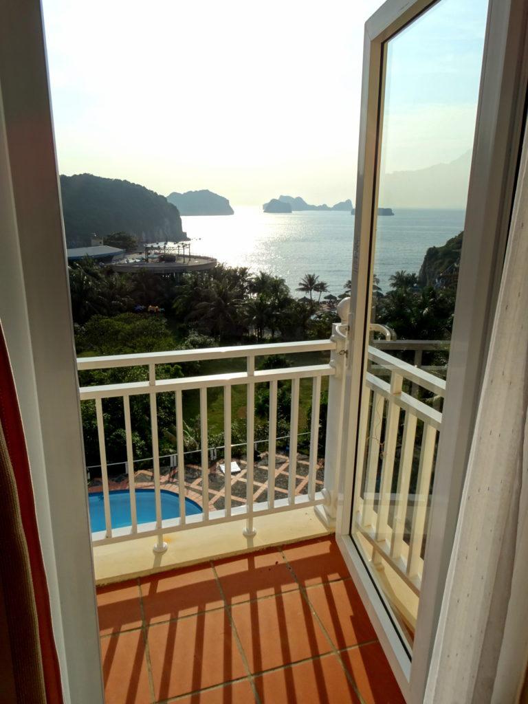 hotel cat ba island