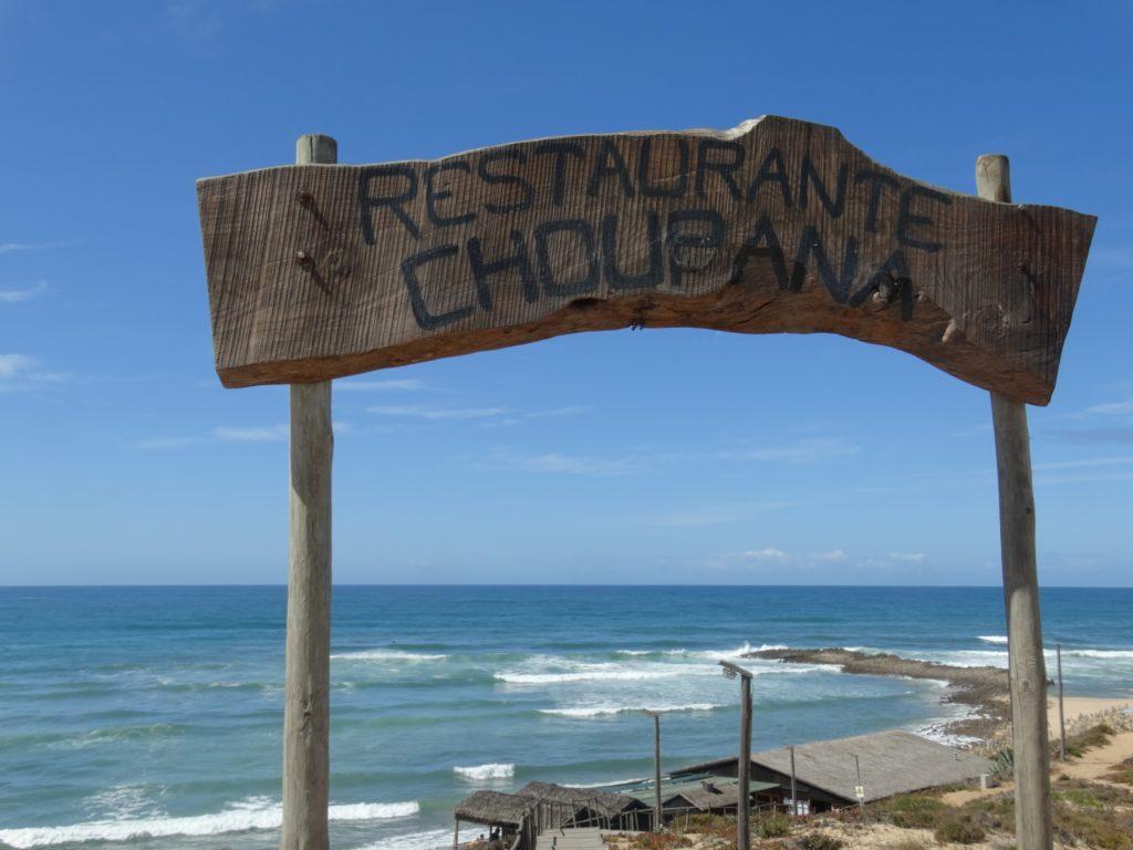 Vila Nova de Milfontes Choupana