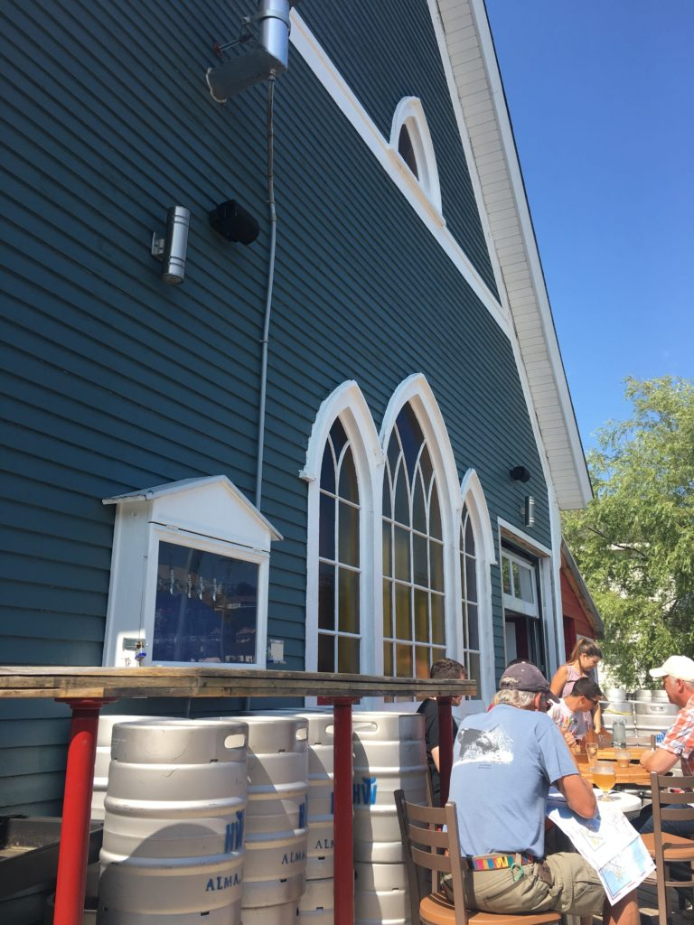 holy whale brewery
