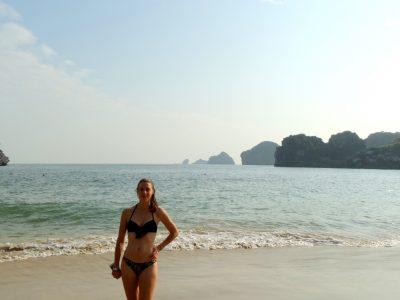 plage cat ba island